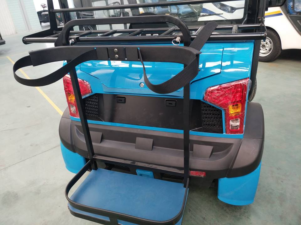 New 2019 2 Passenger 48v Edison T Series Electric Cart